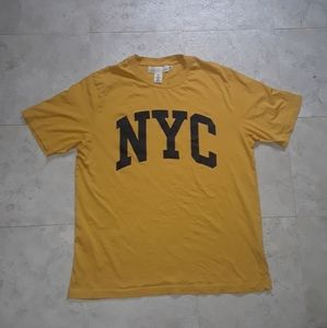 NYC short sleeve